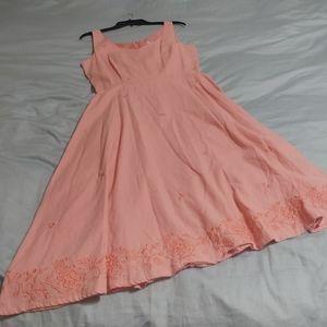 Pink Dressbarn Sz 6